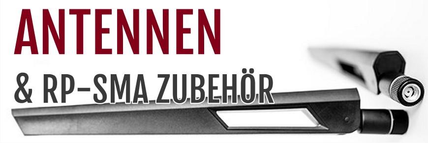 Antennen & RP-SMA Zubehoer