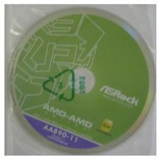 original ASRock Mainboard Treiber DVD 890GX Extreme4 ~