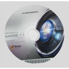original Treiber CD DVD ASRock *69 FM2A55M-HD+ Windows 7 8 Vista Win XP 32 64
