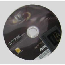 original Treiber CD DVD ASRock *74 Z77 OC FORMULA Windows 7 8 Vista Win XP 32 64
