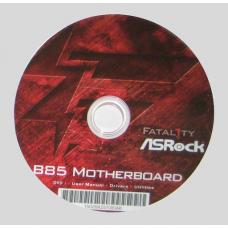 original Treiber CD DVD ASRock *75 B85 KILLER Windows 7 8 Vista Win XP 32 64