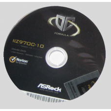 original Treiber CD DVD ASRock *82 Z97M OC FORMULA Windows 7 8 Vista Win  32 64