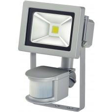 Brennenstuhl Chip-LED-Leuchte L CN 110 PIR V2 IP44 mit Infrarot-Bewegungsmelder 10W 750lm