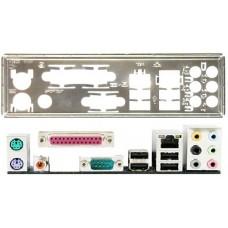 ATX Blende I/O shield GA-M52L-S3 io NEU #192 schield OVP GA-EP41-UD3 EP41-UD3L