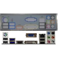 ATX Blende I/O shield MSI MSI H61MA-E35 (B3) #172 io NEU OVP H61M-E21 (B3)