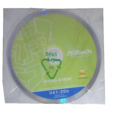 original ASRock Treiber CD DVD G41M-VGS3 R2.0 driver *15 Windows 7 Vista Win XP