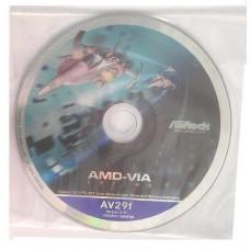 original ASRock Mainboard Treiber CD DVD K7VM3 *18 Windows 7 Vista Win XP