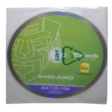 original ASRock Mainboard Treiber CD DVD 880GM-LE *17 Windows 7 Vista Win XP