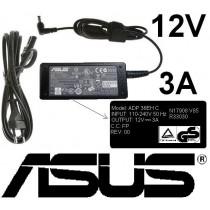 original Asus Netzteil 12V 3A 36Watt EEE PC 900 901 900A 1000 1000H 1000XP S101