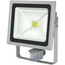 Brennenstuhl Chip-LED-Leuchte L CN 130 PIR V2 IP44 mit Infrarot-Bewegungsmelder 30W 2550lm