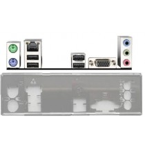 ATX Blende I/O shield ASRock 960GM-VGS3 FX VS3 #642 io NEU NEW backplate bracket