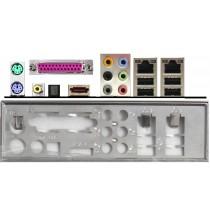 ATX Blende I/O shield Asus A8R32-MVP #329 io schield NEU OVP A8N32-SLI deluxe