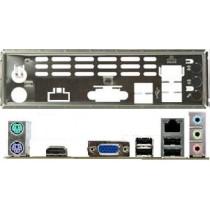 ATX Blende I/O shield Biostar A68I-350 + deluxe #580 io NEU OVP A68I-240 A68-C60