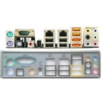 ATX Blende I/O shield Gigabyte MA790FX-DQ6 #332 io schield NEU OVP