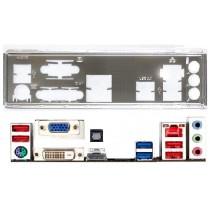ATX Blende I/O shield Gigabyte GA-F2A85XM-D3H #519 io F2A75M-D3H bracket OVP NEU