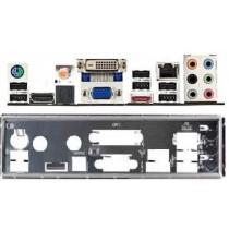 ATX Blende i/o shield Zotac A55-ITX WiFi #683 NEU io OVP NEW bracket backplate