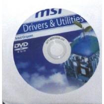 original MSI Mainboard Treiber CD DVD ZH77A-G43 °24 Driver Windows XP Vista WIN
