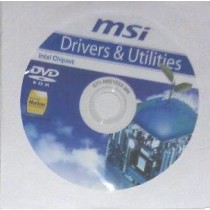 original MSI Mainboard Treiber CD DVD Z77 M-Power °23 Driver Windows XP Vista 7