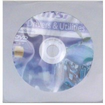 original MSI Mainboard Treiber CD DVD P67S-GD53 °15 Windows 7 Vista Win XP