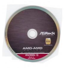 original ASRock Mainboard Treiber CD DVD N68C-GS FX *48 Win7 Vista driver N68C-S