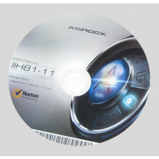 original Treiber CD DVD ASRock *64 H81M-ITX Windows 7 8 Vista Win XP 32 64