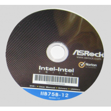 original Treiber CD DVD ASRock *68 B75M-ITX Windows 7 8 Vista Win XP 32 64