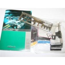 Zubehoer Set i/o shield manual Treiber Kabel com IDE ASRock K7S41 driver PATA NEU
