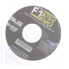 original asus Mainboard Treiber CD DVD F1A75-V EVO NEU WIN XP 7 8 Windows driver