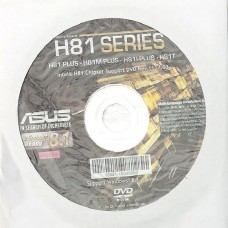 original asus Mainboard Treiber CD DVD H81i-Plus NEU Win 7 8 8.1 Windows driver