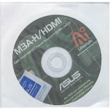 original asus Mainboard Treiber CD DVD M3A-H HDMI Windows 7 Vista WIN XP Sticker