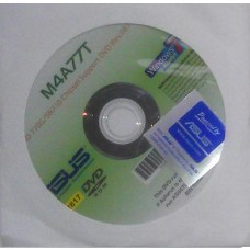 original Treiber Asus M4A77T CD DVD OVP NEU Windows XP Vista Win 7 Aufkleber