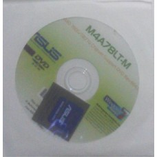 original Treiber Asus M4A78LT-M CD DVD OVP NEU Windows XP Vista Win 7 Aufkleber