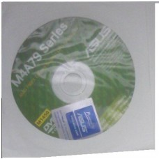 original Treiber Asus M4A79 Deluxe CD DVD OVP NEU Windows XP Vista Win 7 Sticker