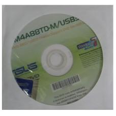 original Asus Mainboard Treiber CD DVD M4A88TD-M USB3 ~