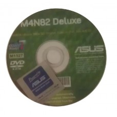 original Treiber Asus M4N82 deluxe CD DVD OVP NEU Windows 7 XP Vista Aufkleber