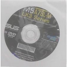 original asus Mainboard Treiber CD DVD M5A78L-M LX3 NEU WIN XP 7 8 Windows new