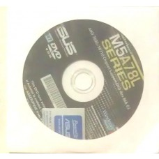 original Treiber Asus M5A78L CD DVD OVP NEU Windows XP Vista Windows 7 Aufkleber