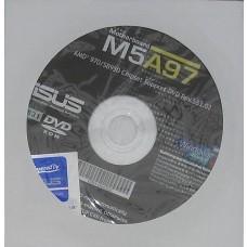 original asus Mainboard Treiber CD DVD M5A97 Windows 7 Vista WIN XP Aufkleber