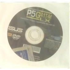 original Treiber Asus P5G41T-M LX CD DVD OVP NEU Windows 7 XP Vista Aufkleber