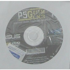 original asus Mainboard Treiber CD DVD P5G41T-M LX3 NEU WIN XP 7 8 Windows Vista