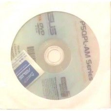 original Treiber Asus P5QPL-AM CD DVD OVP NEU Windows XP Vista Win 7 Aufkleber