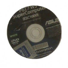 original Treiber Asus P6T WS Supercomputer CD DVD OVP NEU Windows XP Vista Stick