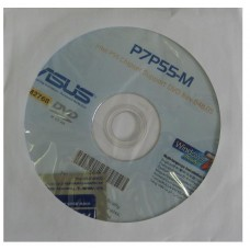 original Asus Mainboard Treiber CD DVD P7P55-M Pro NEU~