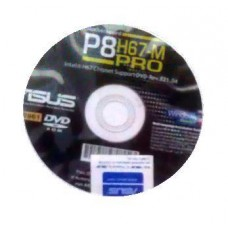 orig. Asus Mainboard Treiber CD DVD P8H67-M PRO OVP NEU driver Aufkleber Windows