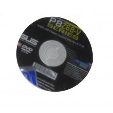 original Asus Mainboard Treiber CD DVD P8Z68-V pro OVP NEU driver Aufkleber Win7
