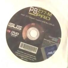 original asus Mainboard Treiber CD DVD P8Z77-M Pro Windows XP 7 Vista driver