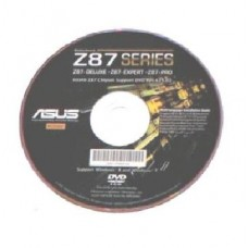 original asus Mainboard Treiber CD DVD Z87-Expert NEU WIN XP 7 8 Windows new