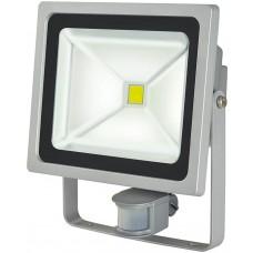 Brennenstuhl Chip-LED-Leuchte L CN 150 V2 PIR IP44 mit Infrarot-Bewegungsmelder 50W 4230lm