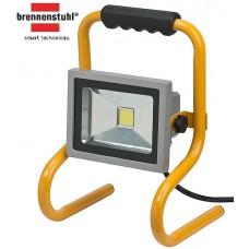 Brennenstuhl mobile Chip-LED-Leuchte ML CN 120 V2 IP65 20W 1630lm A+ Strahler