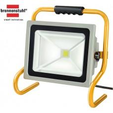 Brennenstuhl mobile Chip-LED-Leuchte ML CN 130 V2 IP65 30W 2550lm A+ Strahler